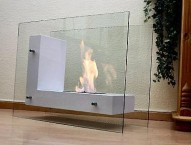 GALA Bio Ethanol Fireplace in White