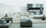 NATUZZI 2226 DOMINO Sectional Sofa - Italy