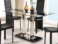 2108DT- BL Dining Table