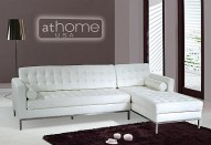 F14 Sectional Sofa - WHITE