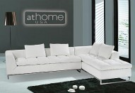 F32 Sectional Sofa - WHITE