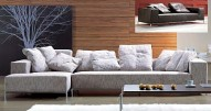 DELTA Fabric Sectional